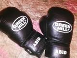 Перчатки боксерские green hill abid 10. oz